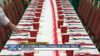 Charity groups plan to keep holiday meals safe from San Diego hepatitis A outbreak - Video
