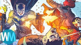 Top 10 Alternate Reality Versions of Batman - Video