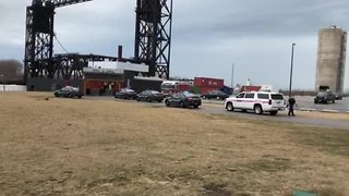 Authorities confirm body found in the water in the Flats
