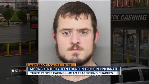 Deputies: Missing Kentucky teen trafficked, assaulted, locked in U-Haul