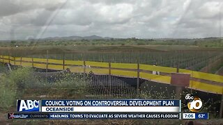 Council agrees to postpone vote on controversial development project