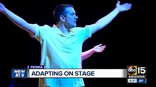 Program in west Valley working with special needs actors