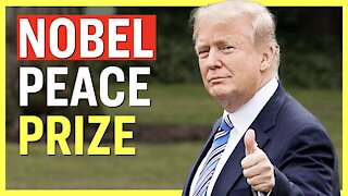 BREAKING: Trump Nominated for Nobel Peace Prize Again | Facts Matter