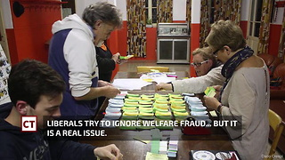 Welfare Leech Brags About Taking Government Assistance - Video