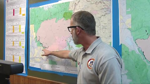 Full news conference: Grand county officials provide update on East Troublesome Fire on Friday, Oct. 23 at 6 p.m.