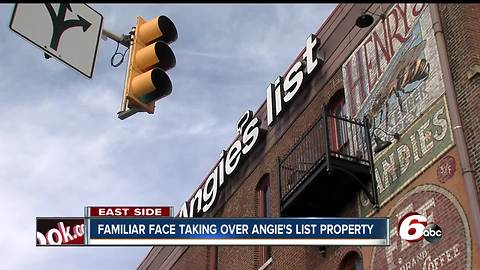 New owner takes over former Angie's List property just east of downtown Indianapolis