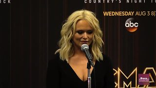 Miranda Lambert talks about her new album | Rare Country - Video