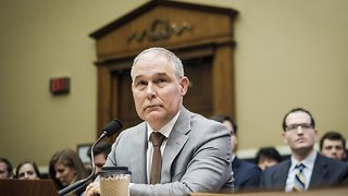 House Oversight Panel Requests Interviews With Scott Pruitt's Staff - Video