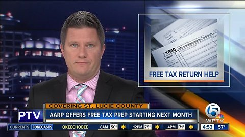 Free tax preparation available in St. Lucie County
