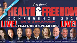 LIVE! Day 2 Health & Freedom Conference - Tulsa Oklahoma