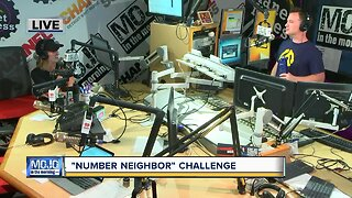Mojo in the Morning: Number neighbor challenge