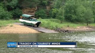 Wisconsin Dells Ducks on safety after Missouri tragedy - Video