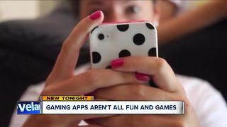 Gaming apps a target for predators, experts say - Video