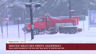 Oakland County Road Commission prepares for winter season during the pandemic