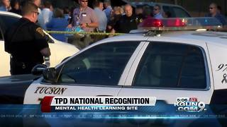 TPD becomes national leader in mental health crisis training - Video