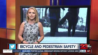City Council to decide on Bakersfield Bicyclist and Pedestrian Safety Plan - Video