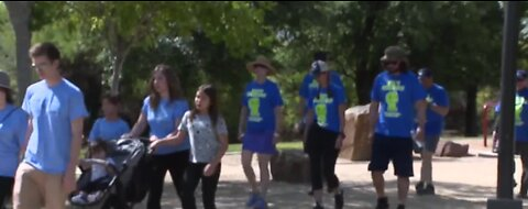 Crohn's and Colitis Foundation hosts annual walk to raise awareness