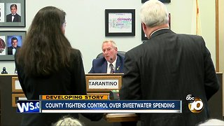 County tightens control over Sweetwater School District spending