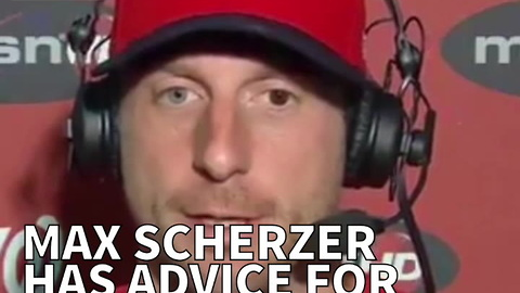 Max Scherzer Has Advice For The Pitcher Who Rely On Velocity