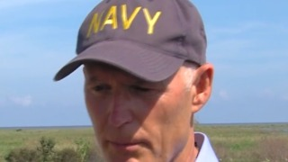 Governor Scott tours Herbert Hoover Dike - Video