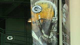 Packers offer a 'walk through history' - Video