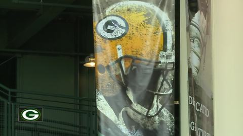 Packers offer a 'walk through history'