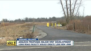 Amazon coming to Grand Island, confirms former Town Supervisor