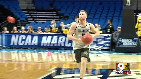 NKU Norse ready to dance in NCAA tournament
