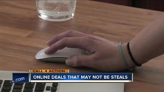 Watch out for social media scams - Video