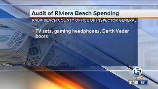 Audit of Riviera Beach spending