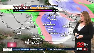 Storm Shield Forecast morning update 2/27/18 - Video