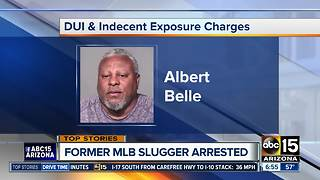 Former MLB player arrested in the Valley - Video