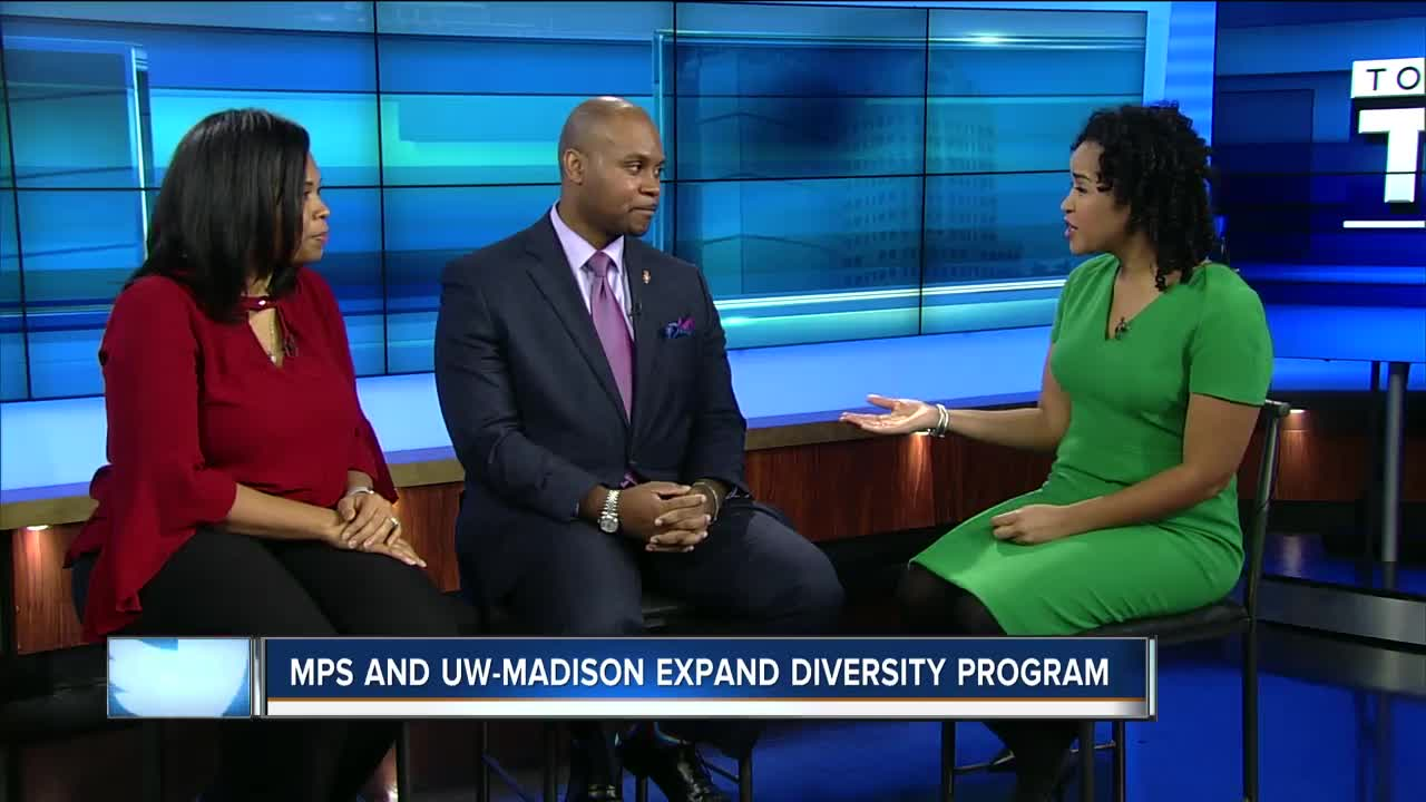 MPS and UW-Madison Expand Diversity Program