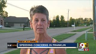 Neighbors: Beal Road speeding out of control - Video