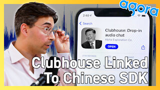 Agora: Is Clubhouse's Tech Stack Vulnerable to Chinese Surveillance/Espionage?