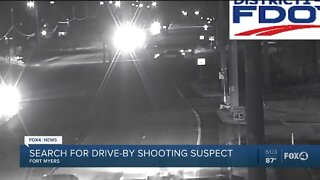 FMPD searching for drive-by shooting suspect