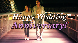 Happy Wedding Anniversary! - Greeting 2 - Video