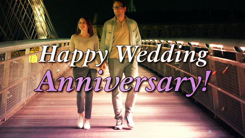Happy Wedding Anniversary! - Greeting 2