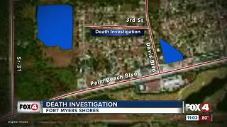 Deputies Investigate Accidental Death - Video