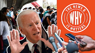 Biden LIMITS What Border Patrol Can Tell Media About Crisis | Ep 738