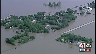 Agencies join together to help after flooding disaster