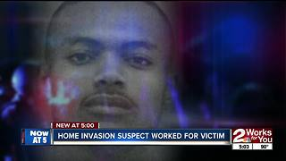 Man arrested after deadly home invasion