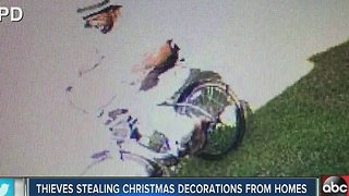 Christmas light bandit strikes Hillsborough County - Video