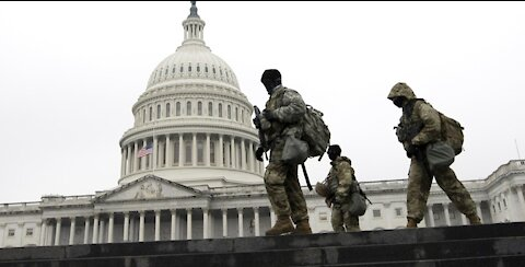 Michigan National Guard members complain of undercooked, contaminated meals while in DC