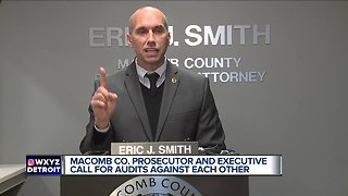 Macomb County Prosecutor and Executive call for audits