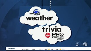Weather trivia: The snowstorm of March 2003