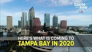 What's coming to Tampa Bay in 2020 | Taste and See Tampa Bay