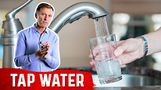 Think Twice About Drinking Tap Water