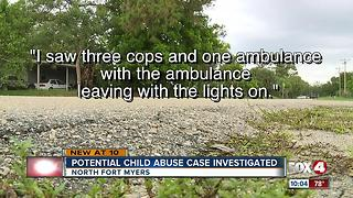 Report: Boyfriend was asked to supervise child who was rushed to the hospital with severe injuries - Video