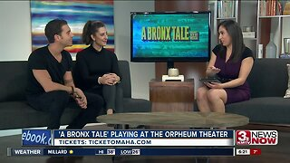 A Bronx Tale playing at Orpheum Theatre